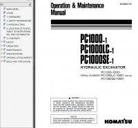 PDF Workshop File on CD! Komatsu Pc50Uu-2 Excavator Service//Repair Manual