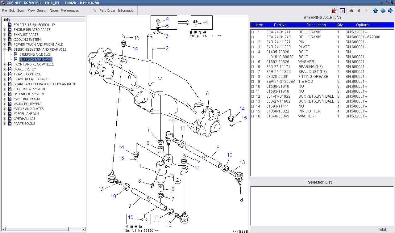 Komatsu Fg35 Manual