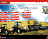 spare parts catalog Valtra 3.0