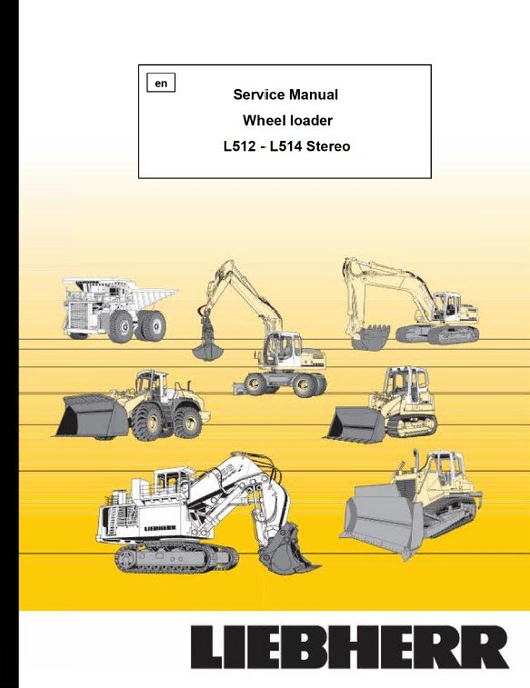 technics home stereo wiring diagrams liebherr l512 l514    stereo    wheel loader service manual pdf  liebherr l512 l514    stereo    wheel loader service manual pdf