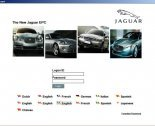spare parts catalog Jaguar JEPC 2014 Parts Catalog