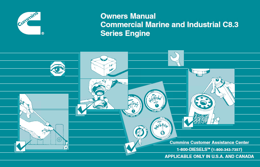 Download Cummins C8 3 Series Engine Owners Manual Pdf