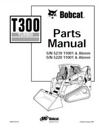 bobcat t300 turbo track loader parts manual pdf download. Black Bedroom Furniture Sets. Home Design Ideas
