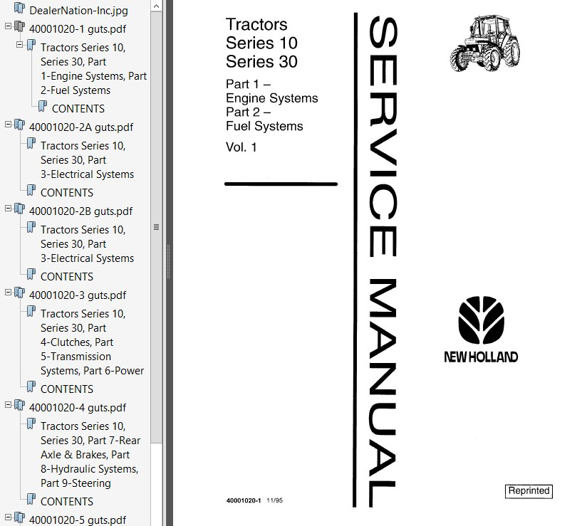 New Holland Ford 7710 Tractor workshop repair service manual software new holland ford 7710 tractor service manual pdf ford 6610 tractor alternator wiring diagram at soozxer.org