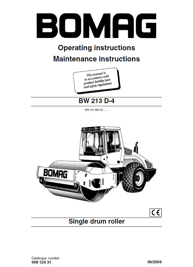 bomag service manual product user guide instruction u2022 rh testdpc co bomag roller service manual bomag roller operators manual
