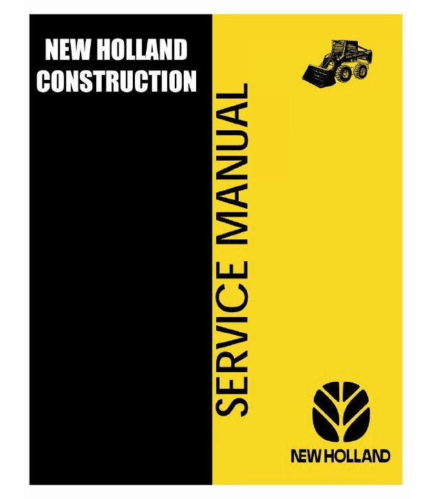 New Holland LS180 LS190 workshop repair service manual new holland l555 skid steer wiring diagram new holland l555 new holland l555 wiring diagram at et-consult.org