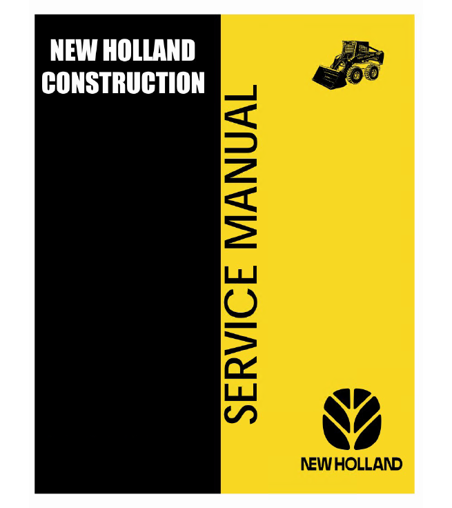 New Holland L225 L325 L425 L445 Skid Steer Loader Pdf