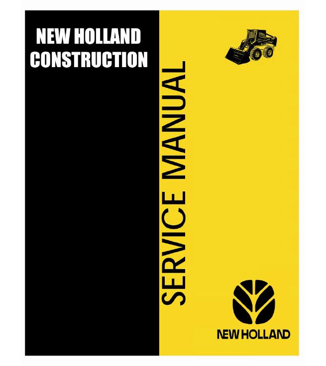 New Holland L225 L325 L425 L445 Skid Steer Loader Pdf