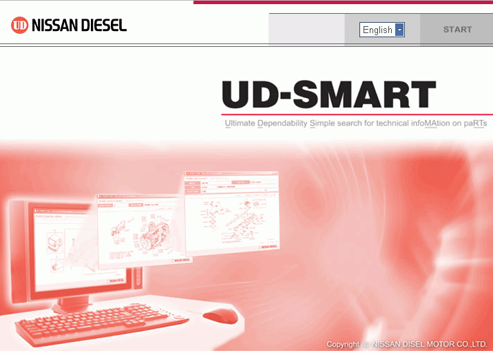 Nissan Diesel UD Smart spare parts catalog parts manual nissan diesel ud smart, spare parts catalog, cars catalogues ud trucks wiring diagrams at readyjetset.co