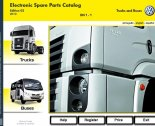 spare parts catalog VW Truck