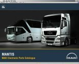 spare parts catalog MAN MANTIS 2013 spare parts catalog