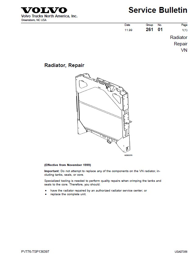 Volvo D12 D12A D12B D12C Engine workshop repair service manual volvo 1999 d12 wires diagram volvo wiring diagrams for diy car Simple Wiring Schematics at gsmx.co