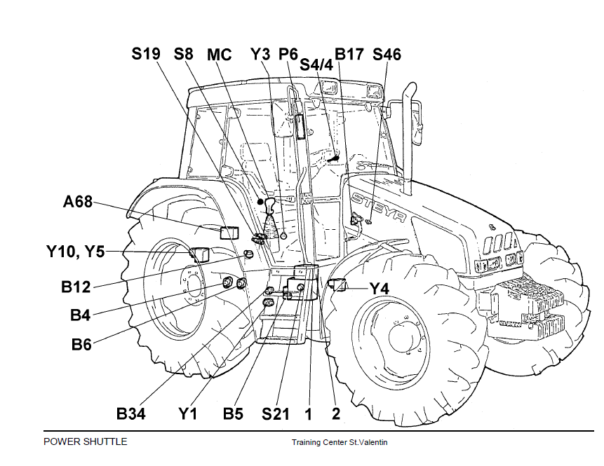 case cs100  cs110  cs120  cs130  cs150 tractors repair manual pdf