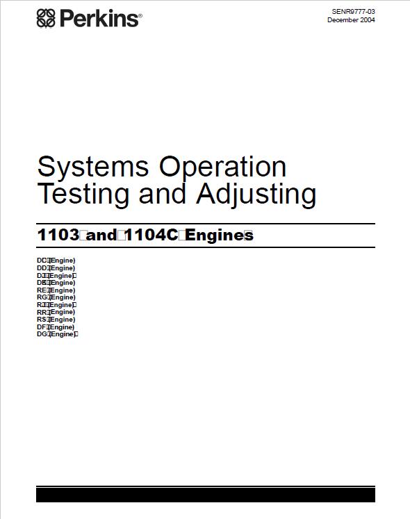 Generator operation manual pdf Perkins diesel