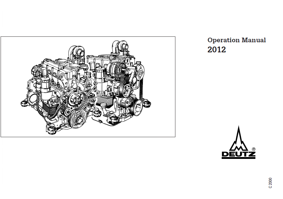 download deutz diesel engines 2012 operation manual pdf. Black Bedroom Furniture Sets. Home Design Ideas