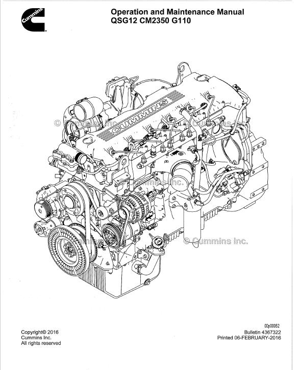 cummins engine qsg12 cm2350 g110 operation maintenance pdf