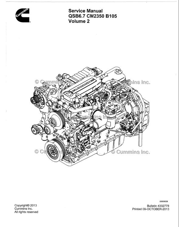 qsb6 7 wiring diagram manual e books C15 Wiring Diagram qsb6 7 wiring diagram