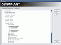 spare parts catalog Olympian