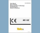 spare parts catalog Yale PDF