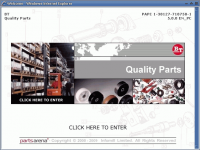 spare parts catalog BT ForkLifts