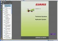 repair manual Claas Bigtic Manuals Set