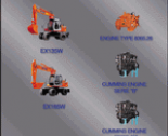 repair manual Fiat Hitachi Excavators EX