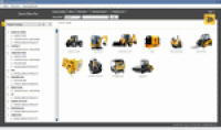 spare parts catalog JCB Service Parts Pro 2011