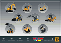 repair manual JCB Backhoe Loader Service Manual