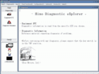 Diagnostic Software Hino Diagnostic Explorer v2.0.3: