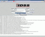 Diagnostic Software Isuzu IDSS - Isuzu Diagnostic Service System 02-2012