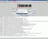 Diagnostic Software Isuzu IDSS - Isuzu Diagnostic Service System 04-2015