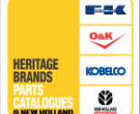 spare parts catalog New Holland CE Heritage Brands