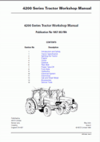 repair manual Massey Ferguson 2012 North America