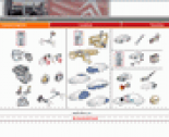 spare parts catalog Citroen Parts and Repair 2010
