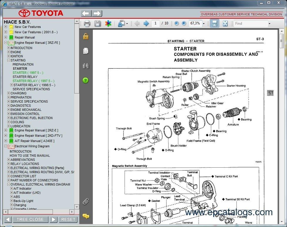 5409 new idea parts manual