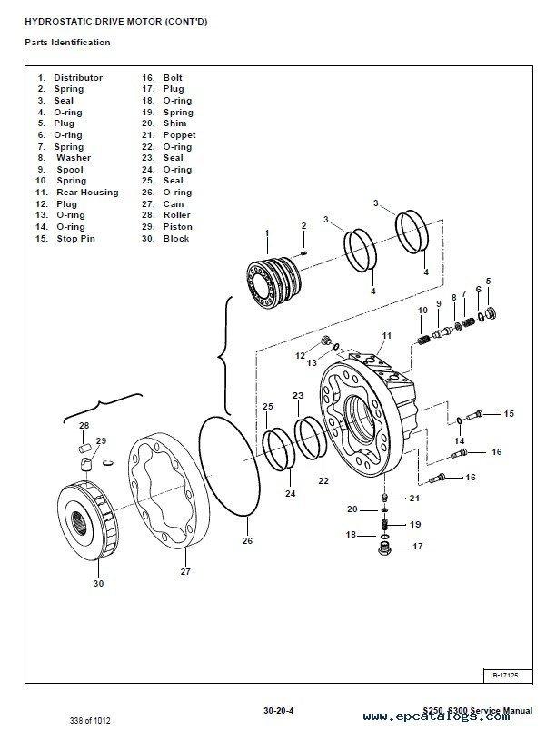 Bobcat s250 Manual