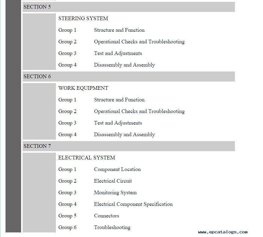 Hl 90 Service manual
