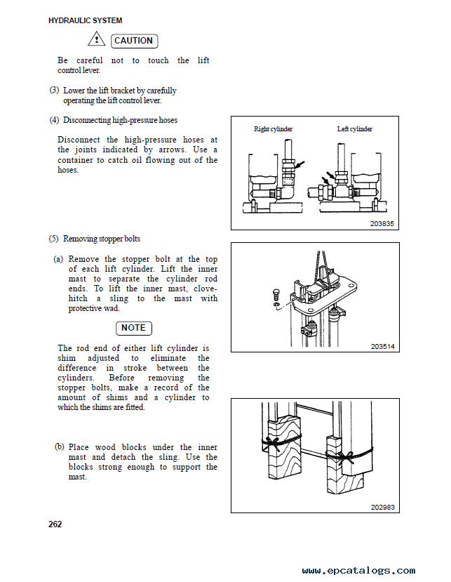 caterpillar dp40 dp40l dp45 dp50 forklifts service manual pdf cat v50d forklift parts manual 100 images liebherr wheel Caterpillar Forklift Models at fashall.co