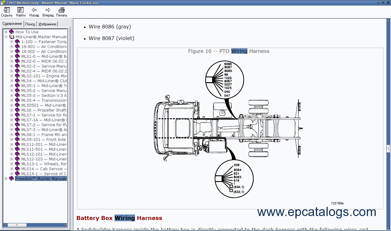 Wiring Diagram Further Cat Fork Lift Wiring Diagrams Also Mack Truck