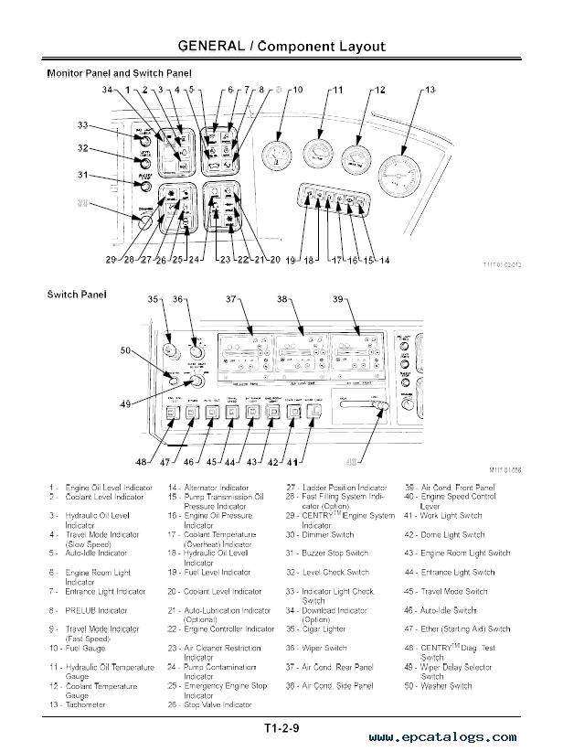 cat 272c manual
