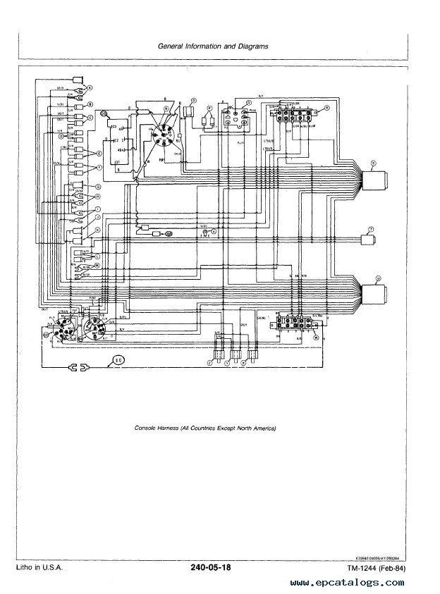 John Deere 5720 & 5820 Self-Propelled Forage Harvesters TM1244 Technical on john deere 720 engine, john deere 720 clutch, john deere 720 thermostat, john deere 720 parts, ford ranger wiring diagram, john deere 720 transmission diagram, jeep wrangler wiring diagram, john deere ignition switch diagram, nissan 720 wiring diagram, allis chalmers 720 wiring diagram, john deere 720 carburetor, john deere gator wiring-diagram, john deere 720 battery diagram, jeep grand cherokee wiring diagram, john deere 720 power steering, grasshopper 720 wiring diagram, john deere tractor wiring diagrams, nissan altima wiring diagram, john deere 720 tractor,