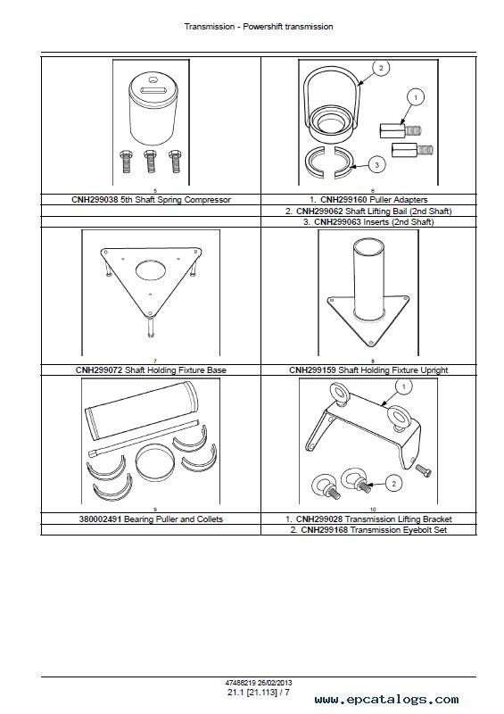 new holland tractor service pdf. Black Bedroom Furniture Sets. Home Design Ideas