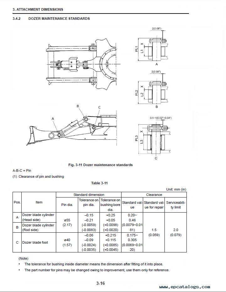 Case CX40B & CX50B Hydraulic Excavator Shop Manual PDF