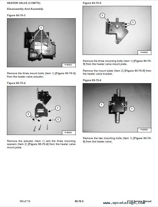 Bobcat S590 Problems