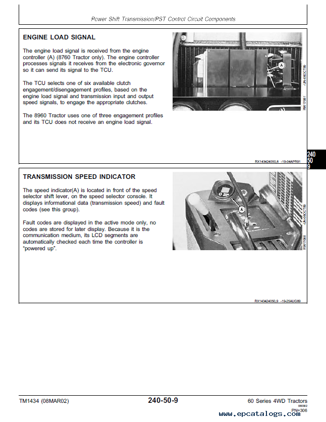 john deere 8960 wiring diagram wiring diagrams