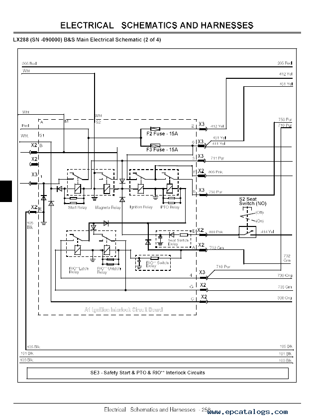wiring diagram for john deere sabre the wiring diagram john deere sabre wiring diagram nodasystech wiring diagram