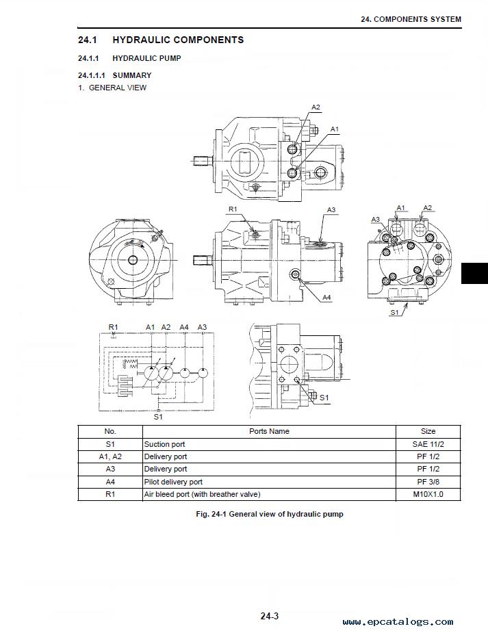 Case cx b hydraulic excavator shop manual pdf