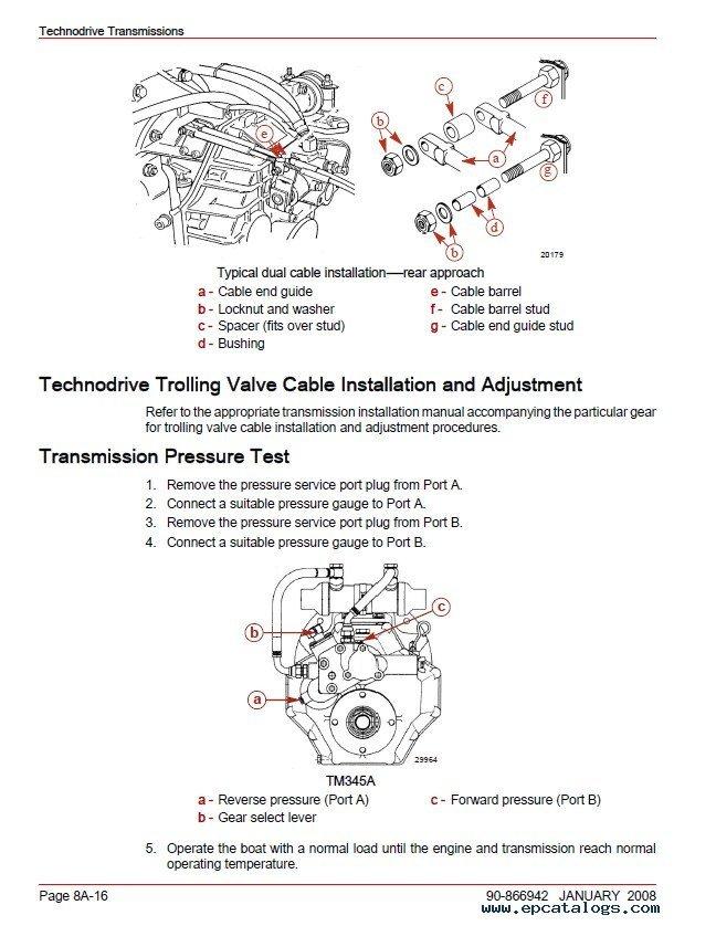 Mercruiser 140 Service manual Pdf