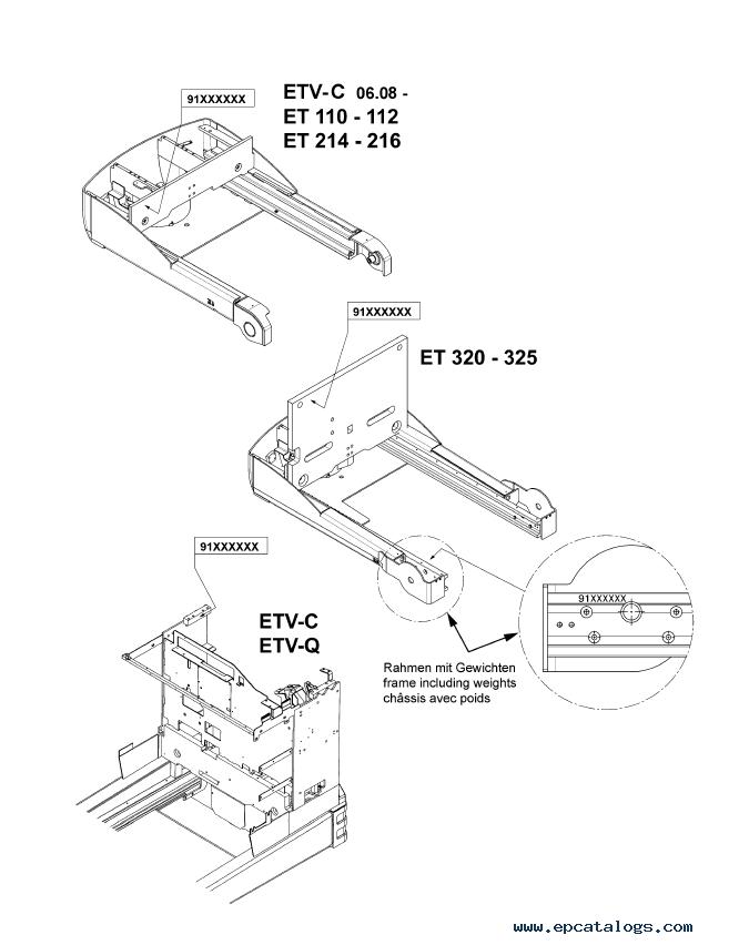 Jungheinrich Wiring Diagram. . Wiring Diagrams Instructions