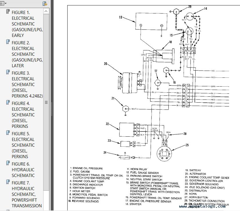 Monotrol Pedal Wiring Diagram - Diagrams Catalogue